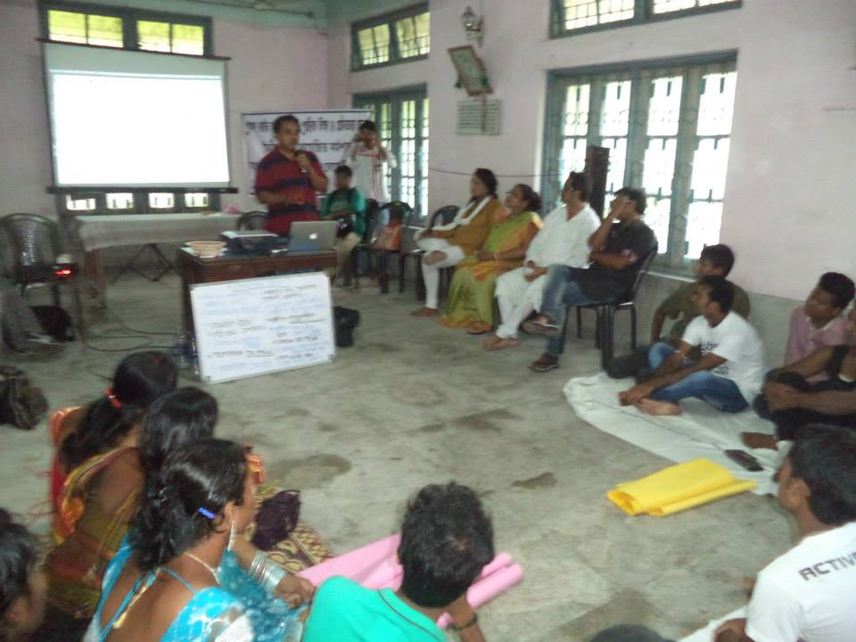 Rape Law Workshop Coochbehar