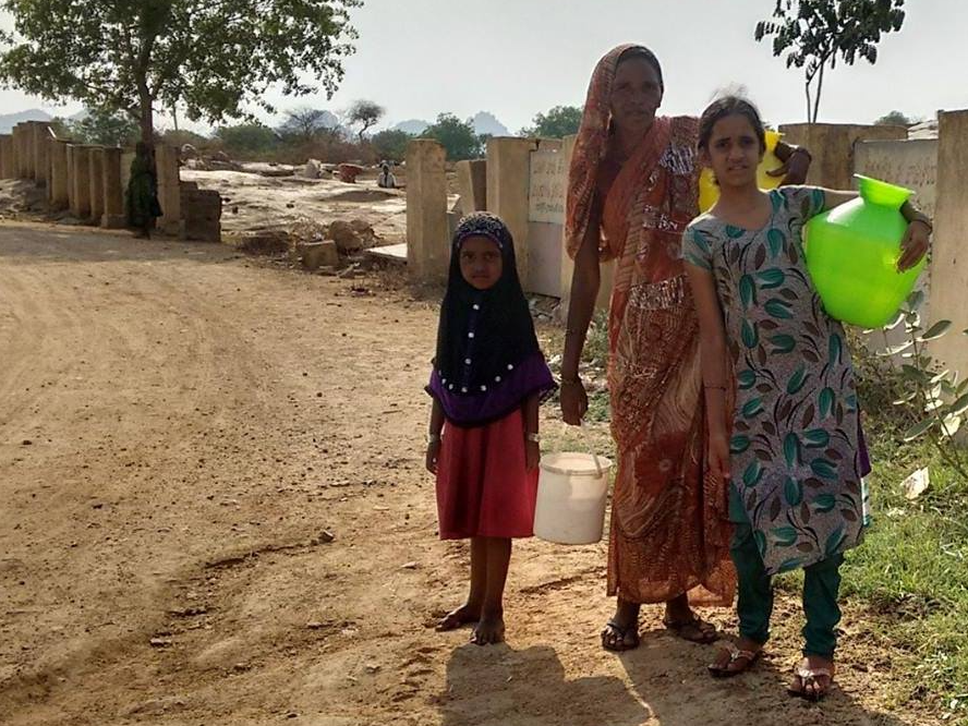 Anantapur Drought Report - AID